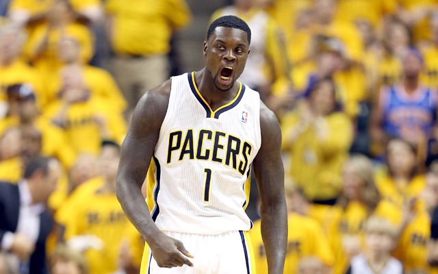 Lance Stephenson Indiana Pacers